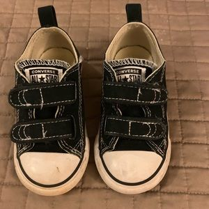 Converse Velcrow all stars